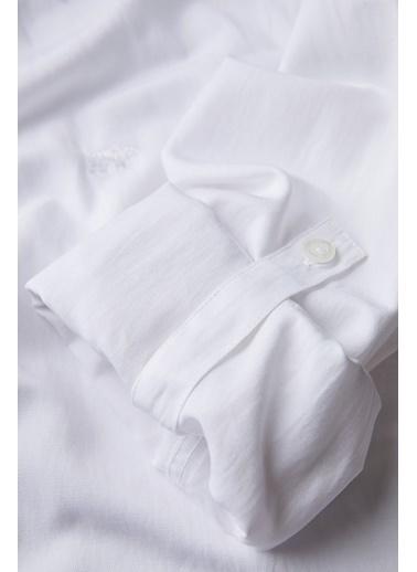 Bad Bear Erkek Oxford Shirt Gömlek 20.01.30.002 Beyaz